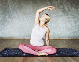 joga za zdravo hrbtenico